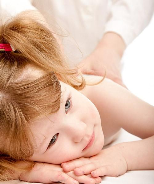 Ostéopathe enfants